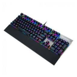 Teclado Gamer Rgb CK 108 Switch Black
