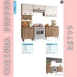 Título do anúncio: Cozinha Pepper