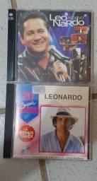 conjunto CDs Leonardo