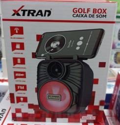 Título do anúncio: Caixa de som com suporte pra celular