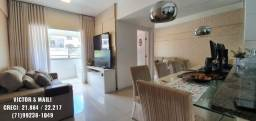 Título do anúncio: Apartamento Decorado 2/4 com Varanda - Brotas / Luiz Anselmo / Santa Teresa