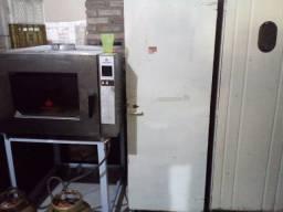 Título do anúncio: Maquinário padaria forno amassadeira divisora cilindro modeladora descansado batedeirar