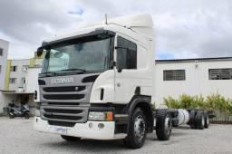 Título do anúncio: Scania P310 bitruck 2017