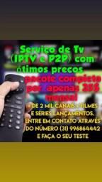 Título do anúncio: Serviço de TV por um ótimo preço ?