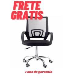 Título do anúncio: Cadeira de Escritório Lacrada - Frete Grátis e Garantiaa