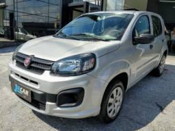 Fiat Uno 1.0 Fire Flex Attractive Manual 2020 Completo