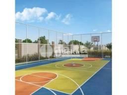 Apartamento com 2 dormitórios para alugar, 50 m² por R$ 700,00 - Shopping Park - Uberlândi