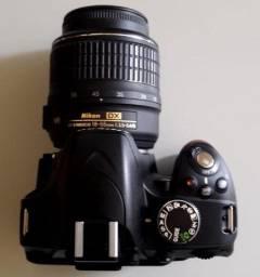 Nikon D3200 c/ 18-55mm