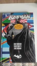 Título do anúncio: Livro Corporação Batman capa dura