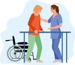 Título do anúncio: Fisioterapia reabilitacao