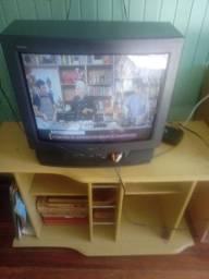Vender tv sony bom sem ateal sem controle