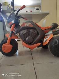 Título do anúncio: Moto Elétrica Infantil