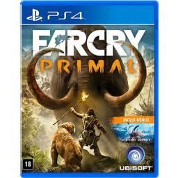 Far Cry Primal ps4 (seminovo)