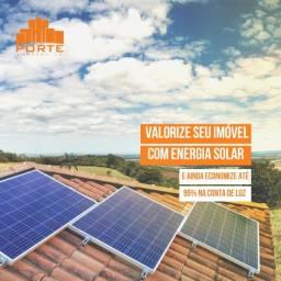 Título do anúncio: Tenha Energia Solar e Economize Energia!!