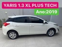 Título do anúncio: Yares XL Plus tech 1.3 ano 2019