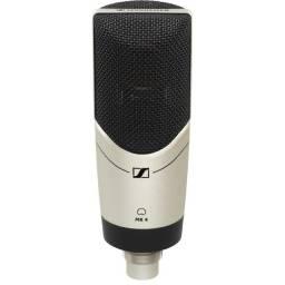 Microfone Condensador Cardióide MK 4 SEnnheise NoVo