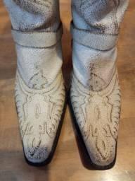 Bota estilo cowboy nro 36