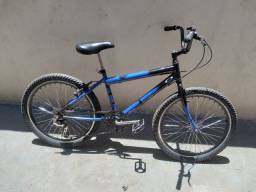 Título do anúncio: Vendo bicicleta 24