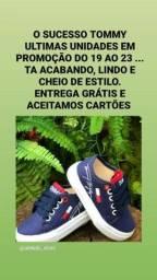 Título do anúncio: LINDO SAPATENIS TOMMY