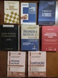 Vendo livros Processo Civil