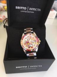 Título do anúncio: Relógio Invicta Brito feminino-