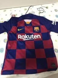 Título do anúncio: Camisa Barcelona 18/19 original