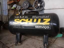 Título do anúncio: Compressor Schulz