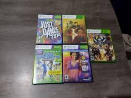 Título do anúncio: Lote 5 jogos originais Xbox 360 originais em ótimo estado