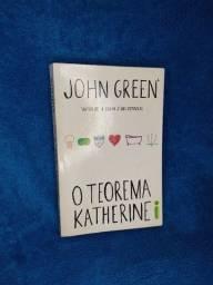 O Teorema Katherine - John Green