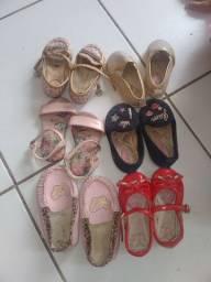 Título do anúncio: Sapatos infantis