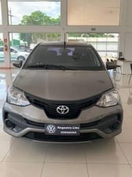 Título do anúncio: Toyota Etios 1.5 x automatico