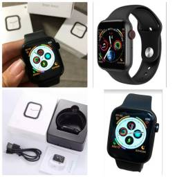 Relógio celular smartwatch inteligente