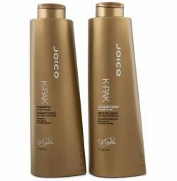 Título do anúncio: Kit Shampoo + Condicionador Joico K-Pak Repair 1 Litro