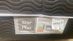 Título do anúncio: Cama solteiro Star Plus-Ortobom