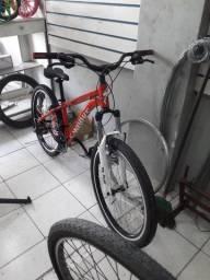 bicicleta freeride aro 26