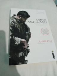 Livro Sniper Americano