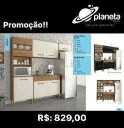Cozinha 03 peças Brasília