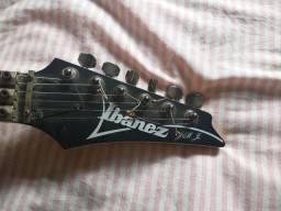 Vende-se Guitarra Ibanez Koreana + Kit(Pedaleira + Pedal wah wah)