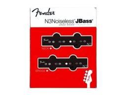 Set Captadores Fender N3 Noiseless Jazz Bass