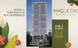 Título do anúncio: O melhor da Caxangá - Parque Palmeiras com 2 ou 3 quartos