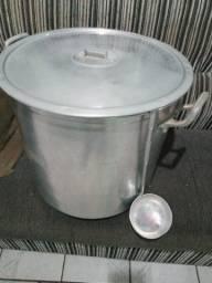 Título do anúncio: Caldeirão de Tacho de 60 litros com Concha