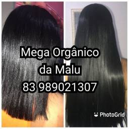 Título do anúncio: Mega Hair orgânico tic tac aplic tic tac venda de mega hair