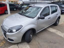 Título do anúncio: Renault Sandero Authentic 1.0 Flex