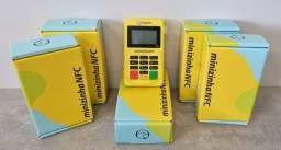 Título do anúncio: Maquininha de cartão Pagseguro NFC