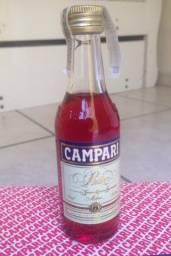 Título do anúncio: Aperitivo Campari Bitter mini 50ml