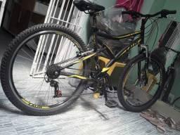 Bicicleta CALOI, aro 26
