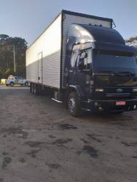 Título do anúncio: Ford Cargo 4532 E Truck Bau 11,80
