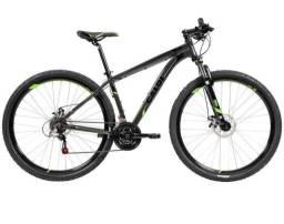 Título do anúncio: Bicicleta Caloi 29 Alumínio com Suspensão Dianteira Aro 29 21V Cinza