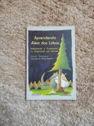 """Livro """"Aprendendo Além dos lobos"""""""