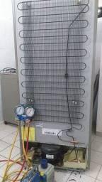 Título do anúncio: Conserto de geladeira e Freezer